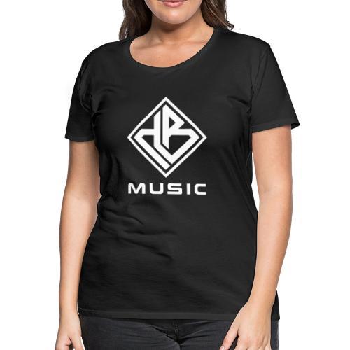 db White Label - Women's Premium T-Shirt