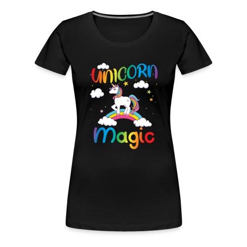 Unicorn Magic - Women's Premium T-Shirt