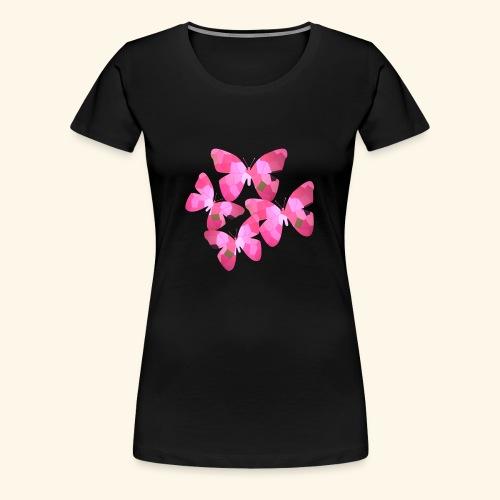 butterfly_effect - Women's Premium T-Shirt
