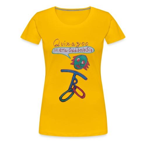 MetaOddboloSisFull - Women's Premium T-Shirt