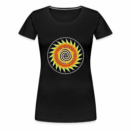 TIME MACHINE TECHNICIAN - Women's Premium T-Shirt