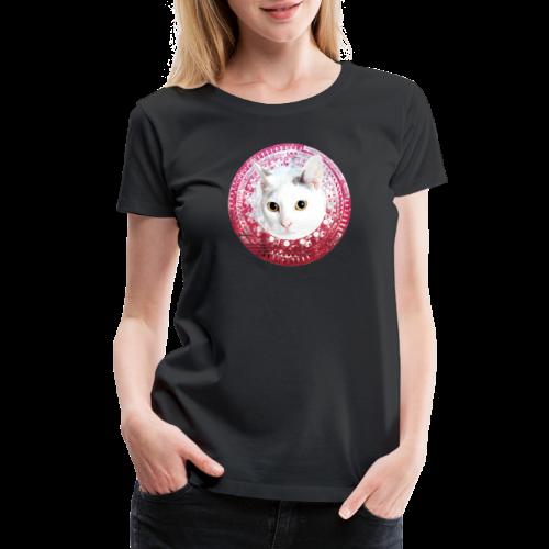 Bitch Brigade - Dendrite Ping - Women's Premium T-Shirt