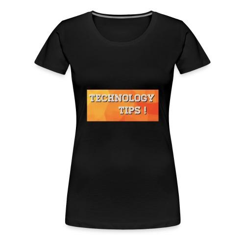 1B733BAE 6282 4C24 88EE 00A09C80458B - Women's Premium T-Shirt