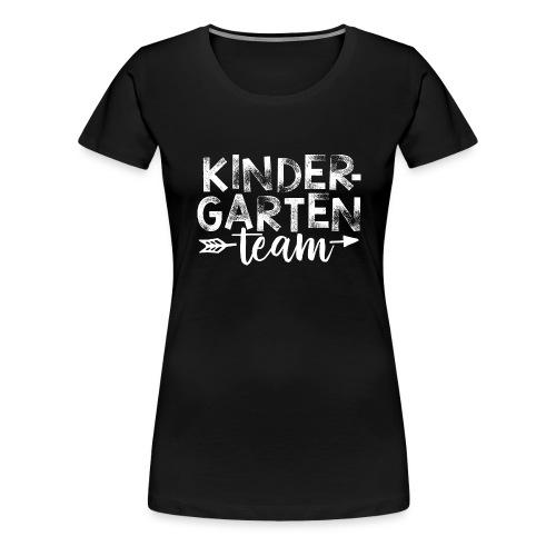 Kindergarten Team Teacher T-Shirts - Women's Premium T-Shirt
