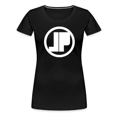 lp2018 white png - Women's Premium T-Shirt