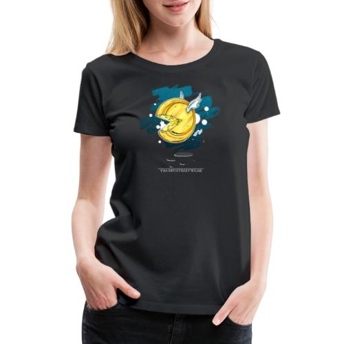 the flying dutchman - Women's Premium T-Shirt