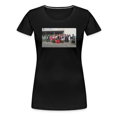 Midgard 2016 Group Pic - Women's Premium T-Shirt