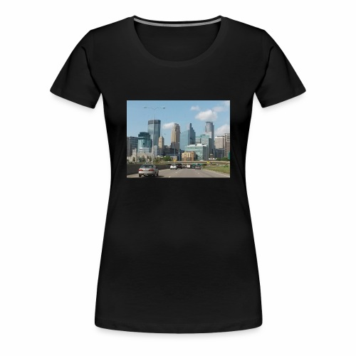 Minneapolis - Women's Premium T-Shirt
