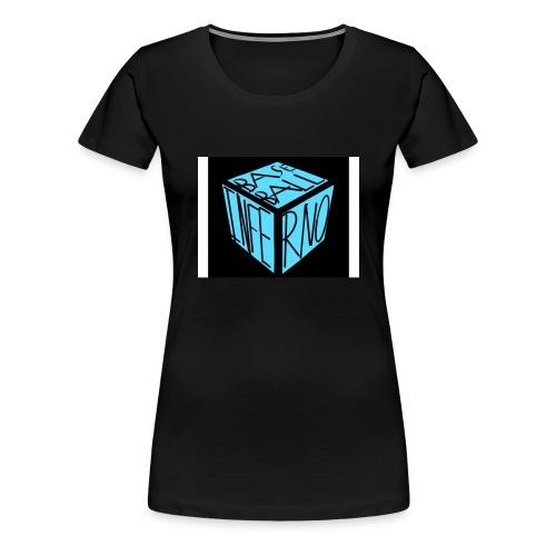 baseball inferno 1 - Women's Premium T-Shirt