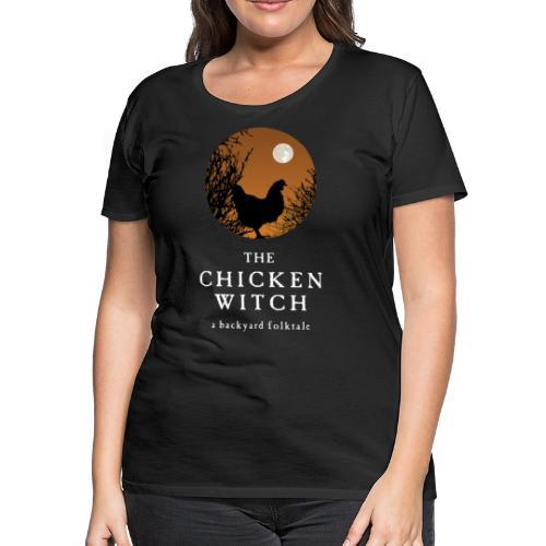 backyard folktale orange - Women's Premium T-Shirt
