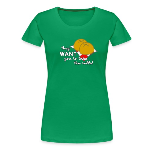 therolls - Women's Premium T-Shirt