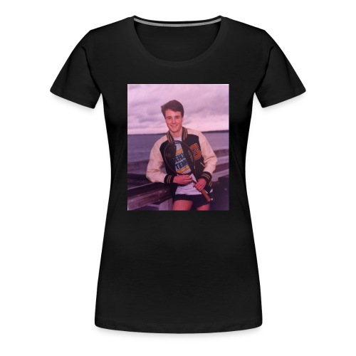 Clete Smith - Women's Premium T-Shirt