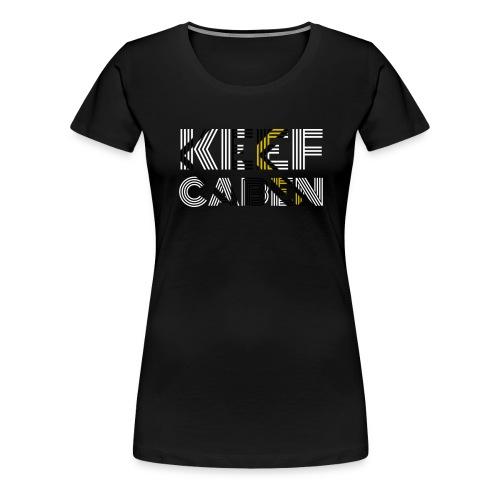 Keef Caben Remix EP Design WHT - Women's Premium T-Shirt