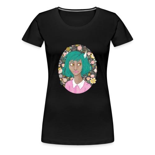 Fang - Women's Premium T-Shirt