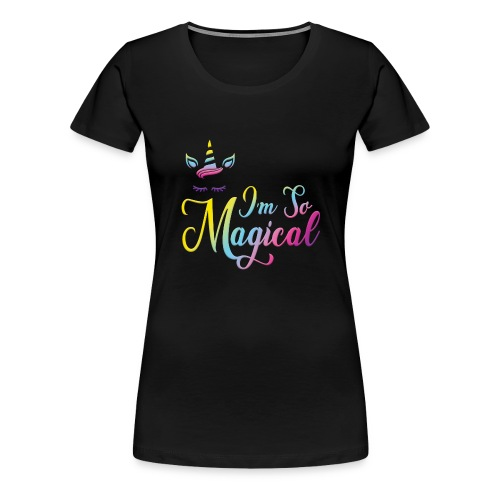 Magical - Women's Premium T-Shirt