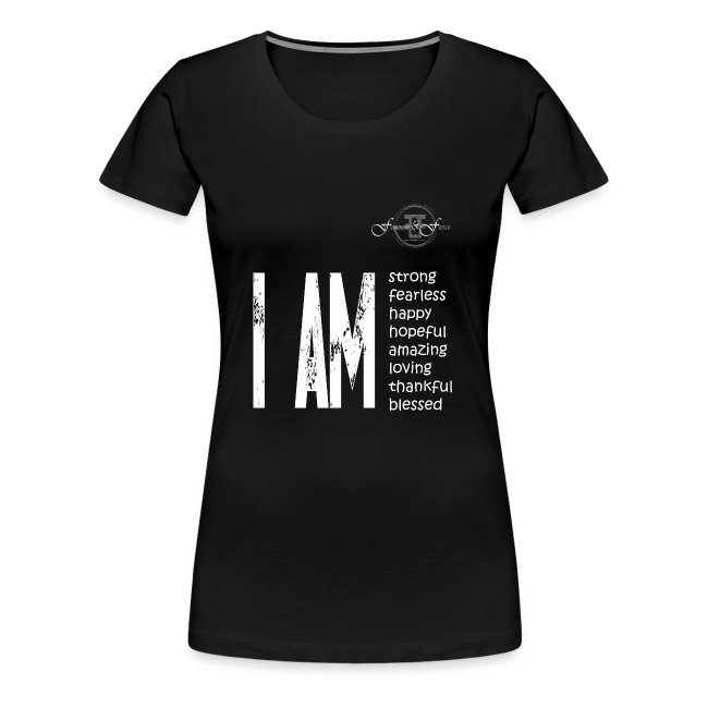 I AM ... Feminine and Fierce
