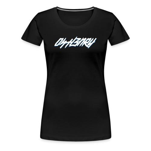 0hH3NRY - Women's Premium T-Shirt