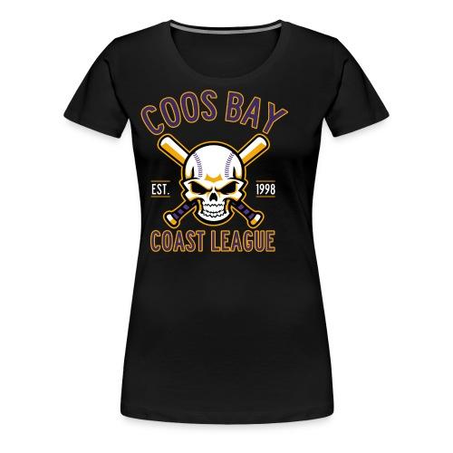 cbcl fullclr for darks - Women's Premium T-Shirt