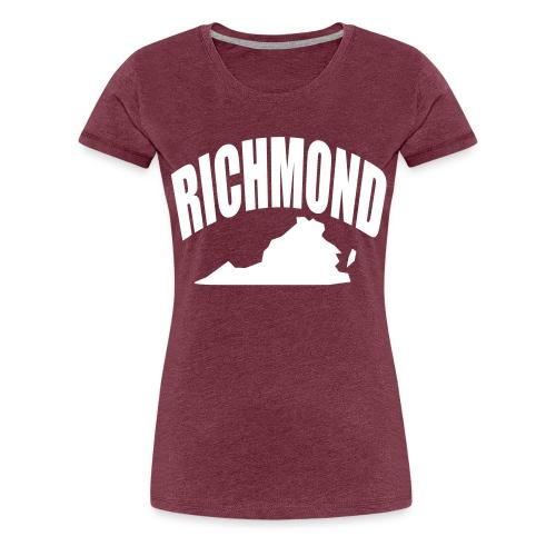 RICHMOND - Women's Premium T-Shirt