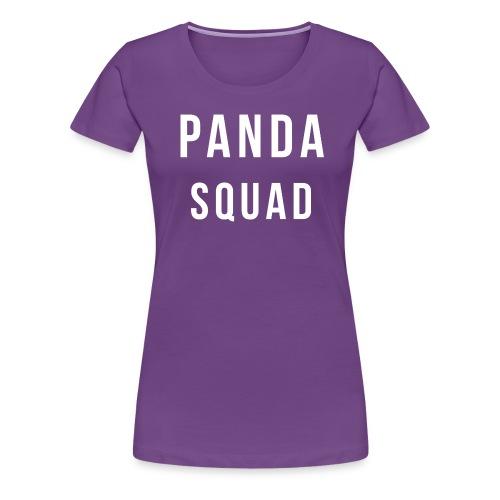 Panda Squad - Women's Premium T-Shirt