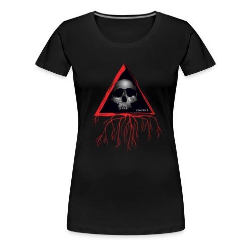 Rootkit Hoodie - Women's Premium T-Shirt
