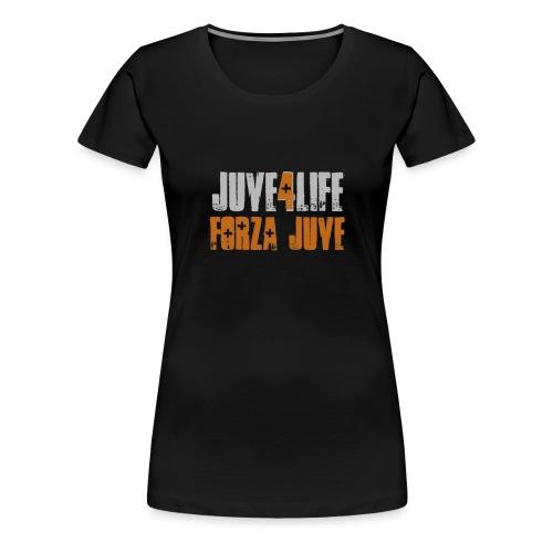 Forza Juve - Women's Premium T-Shirt