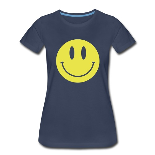 Smiley - Women's Premium T-Shirt