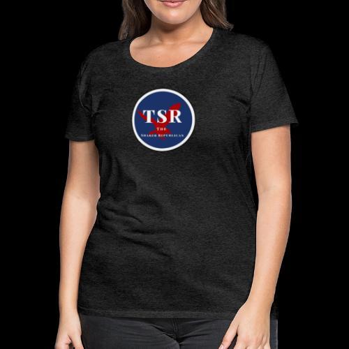 The Shaker Republican - Women's Premium T-Shirt