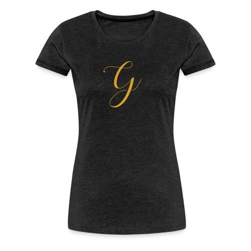 The G - Women's Premium T-Shirt