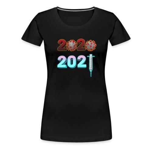 2021: A New Hope - Women's Premium T-Shirt