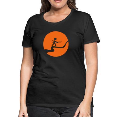 Nightcaching Guy - Women's Premium T-Shirt