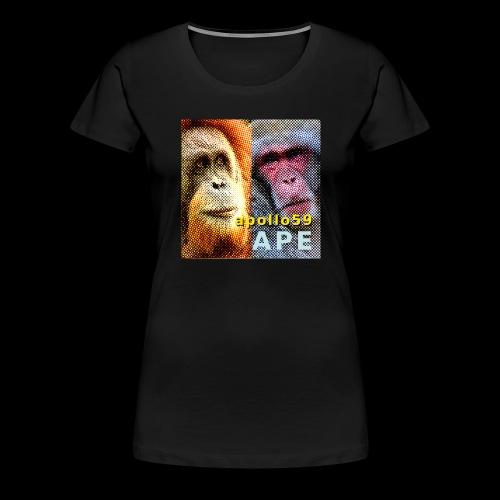 APE - Apollo59 Cover Art - Women's Premium T-Shirt