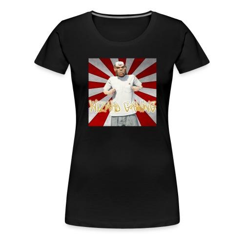 WizardGaming Radial - Women's Premium T-Shirt