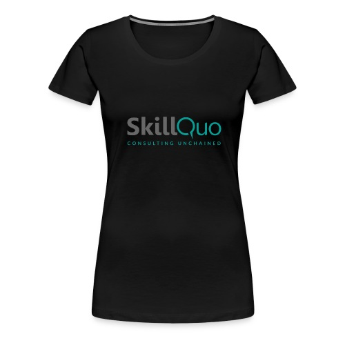 Consulting Unchained - Women's Premium T-Shirt