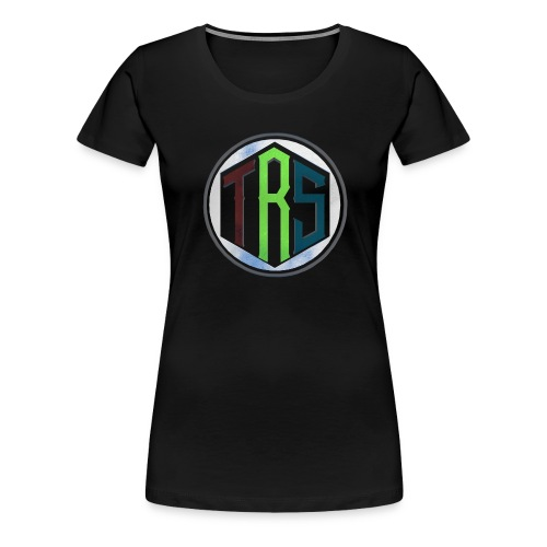 Three Ribbon Studios Crew - Women's Premium T-Shirt