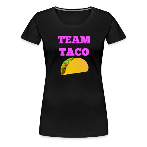 TEAMTACO - Women's Premium T-Shirt
