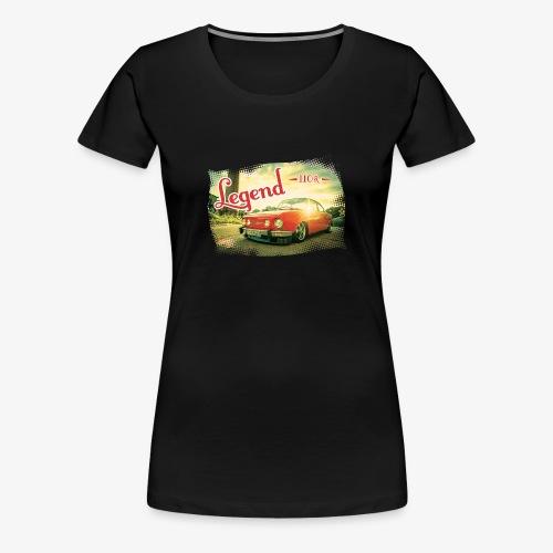 Legend 100R - Women's Premium T-Shirt