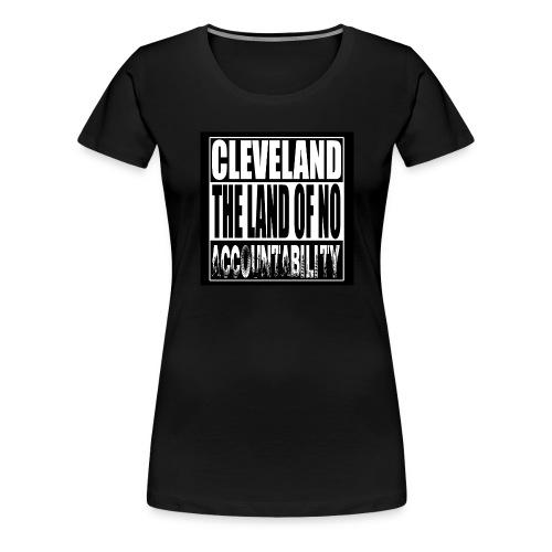 ACCOUNTABILITY - Women's Premium T-Shirt