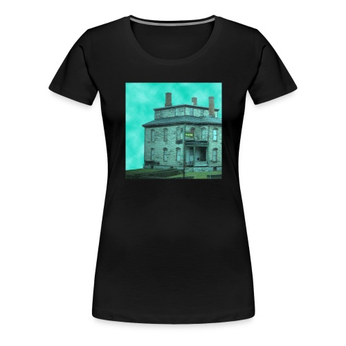 The Long Road Cover (House Only) - Women's Premium T-Shirt