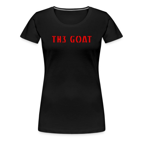 GREEK GOAT - Women's Premium T-Shirt