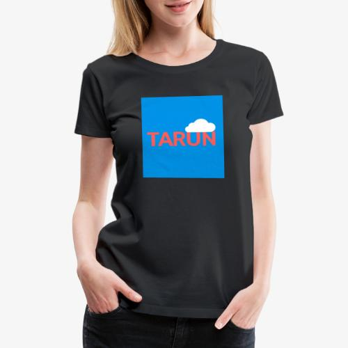 TARUN BLUE SKY BALL - Women's Premium T-Shirt