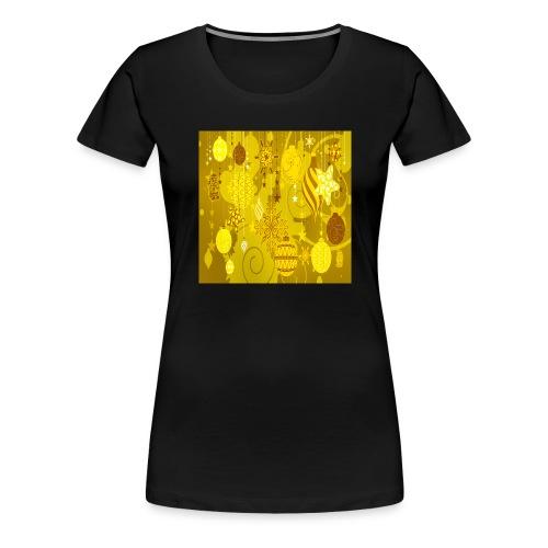 3112 Holiday Christmas 59 - Women's Premium T-Shirt