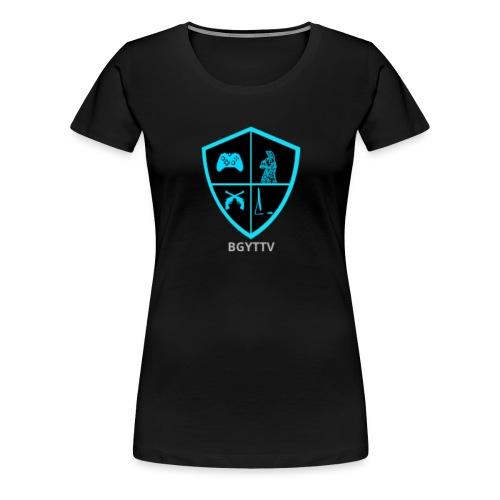 BGYTTV - Women's Premium T-Shirt