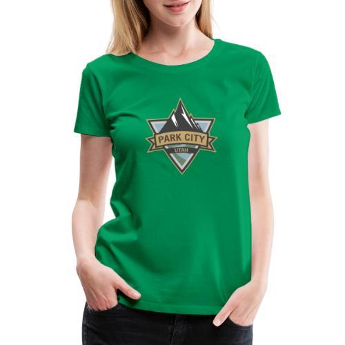 Park City, Utah - Women's Premium T-Shirt
