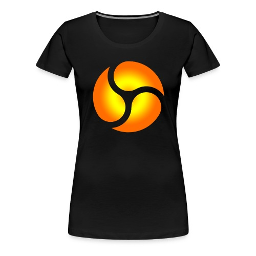 triskele harmony - Women's Premium T-Shirt