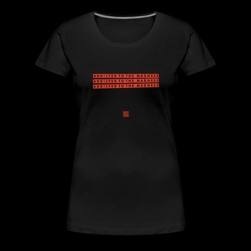 Silva Hound Addict 1 - Women's Premium T-Shirt