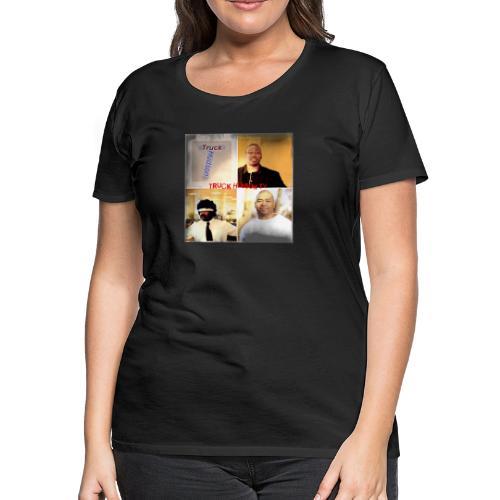 Truck Hudson TV - Women's Premium T-Shirt