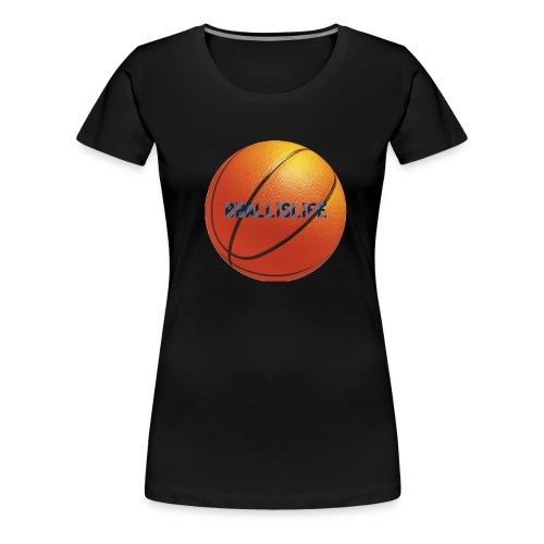 BBallislife - Women's Premium T-Shirt