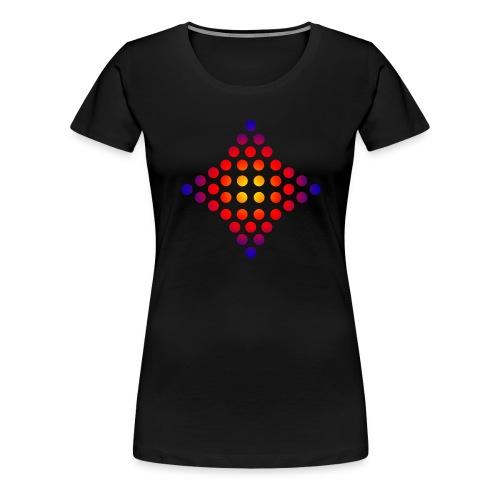 stary points - Women's Premium T-Shirt