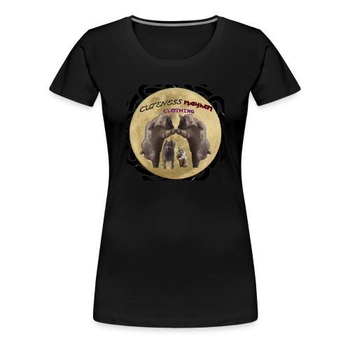 All Da Aminals From The TBB Main Stream Team - Women's Premium T-Shirt